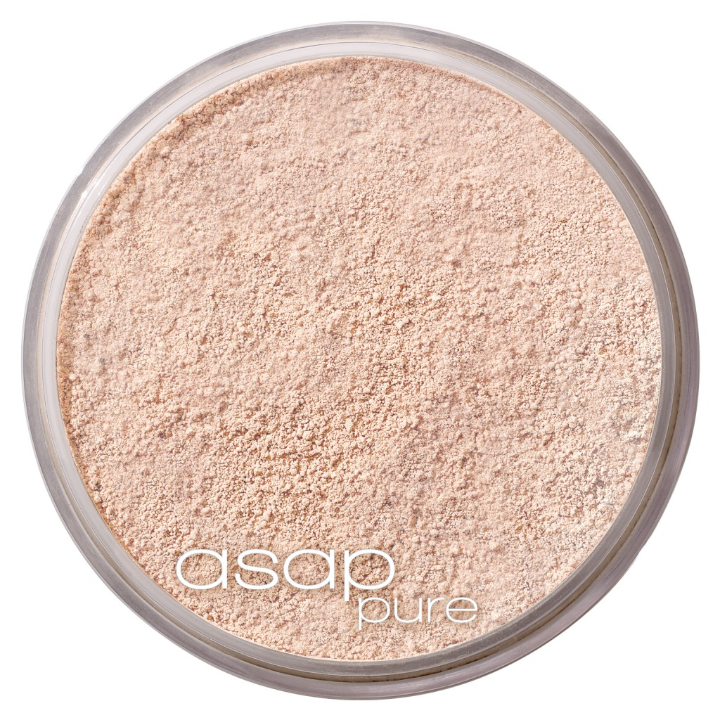 mineral make-up base