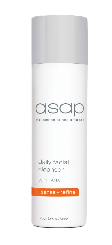 daily facial cleanser 200ml