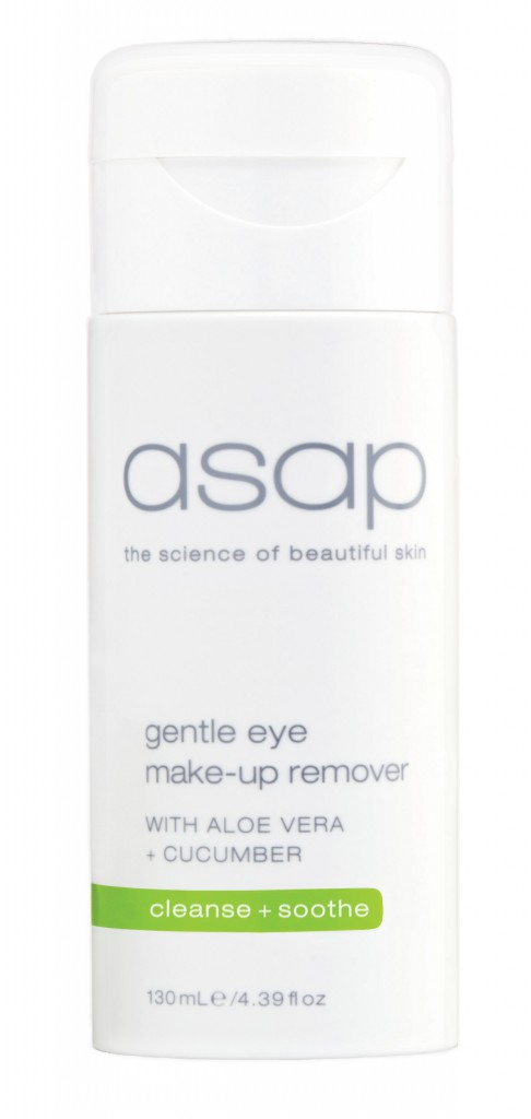 gentle eye make-up remover 130ml