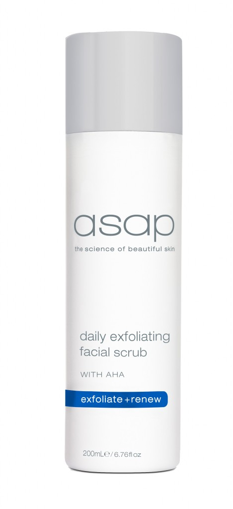 daily exfoliating facial scrub 200ml